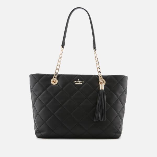 Kate Spade New York Women's Small Priya Tote Bag - Black