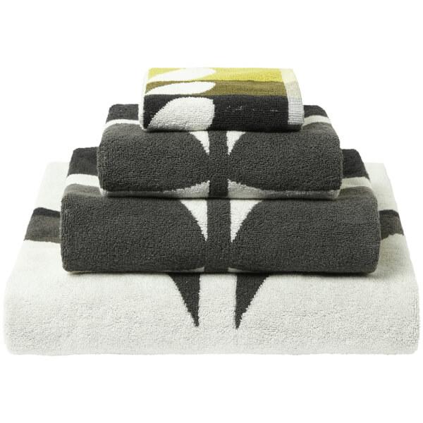 orla kiely large stem towels duckegg homeware. Black Bedroom Furniture Sets. Home Design Ideas