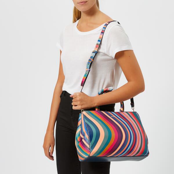 63a069863e99 Paul Smith Women s Double Zip Tote Bag - Multi  Image 3