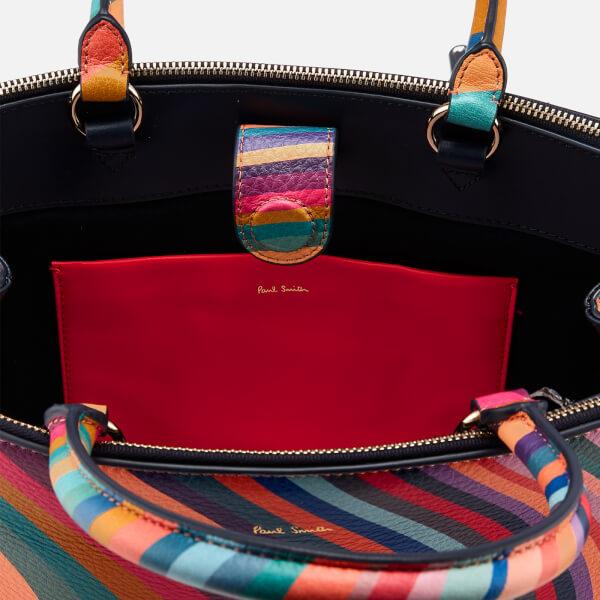 c9e15b7f4b8e Paul Smith Women s Double Zip Tote Bag - Multi  Image 5