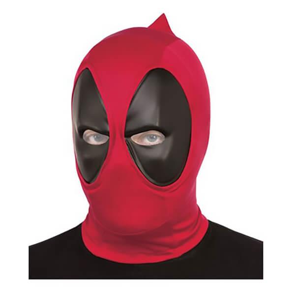 Deadpool Deluxe Fabric Overhead Mask