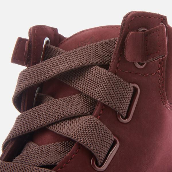 f2f3df108bc2 Timberland Women s 6 Inch Premium Waterproof Leather Convenience Boots -  Dark Port  Image 4