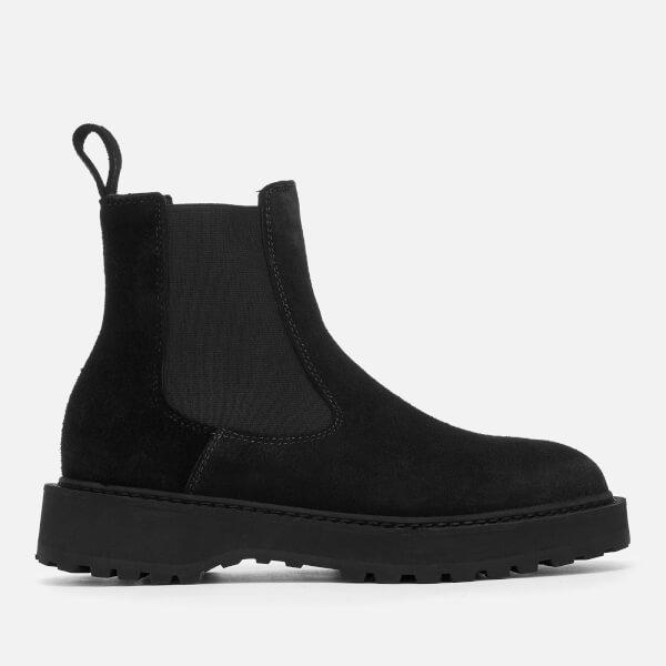 Diemme Women's Alberone Suede Chelsea Boots - Black - Free ...