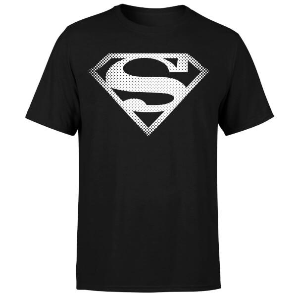 DC Originals Superman Spot Logo Men's T-Shirt - Black