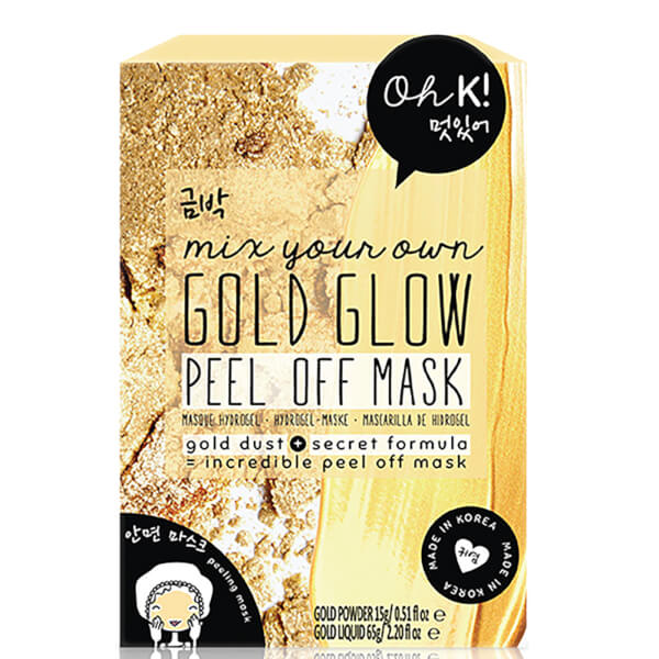 Oh K! Mix Your Own Gold Mask 65g