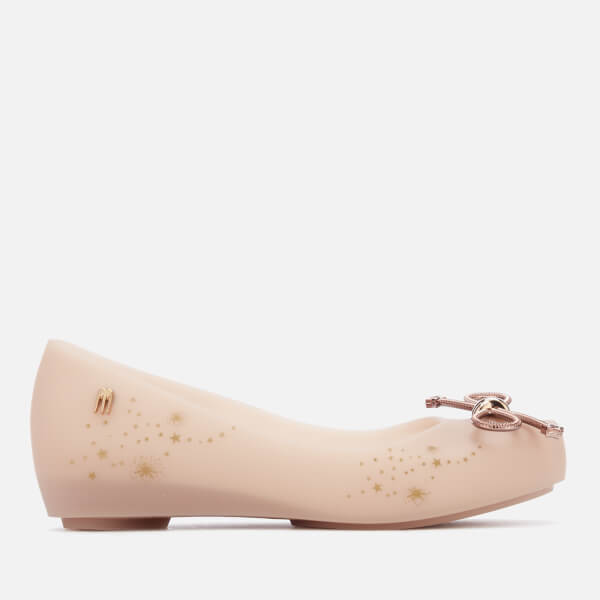Mini Melissa Kids' Ultragirl Elements Ballet Flats - Blush