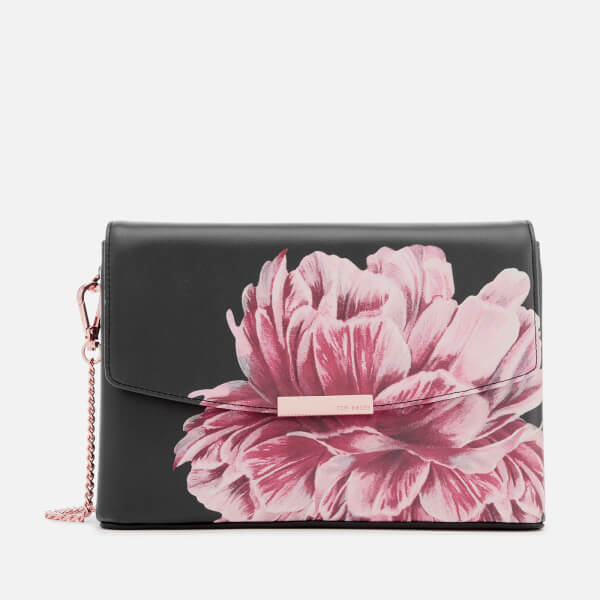 05f8a3a1855062 Ted baker womens toriiia tranquility cross body bag black image jpg 600x600 Tote  bag tranquility floral