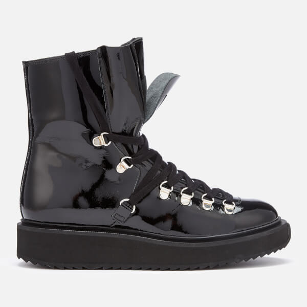 Kenzo Women's Alaska Patent Leather Boots - UK 7/EU 40 VzzuX93ykR