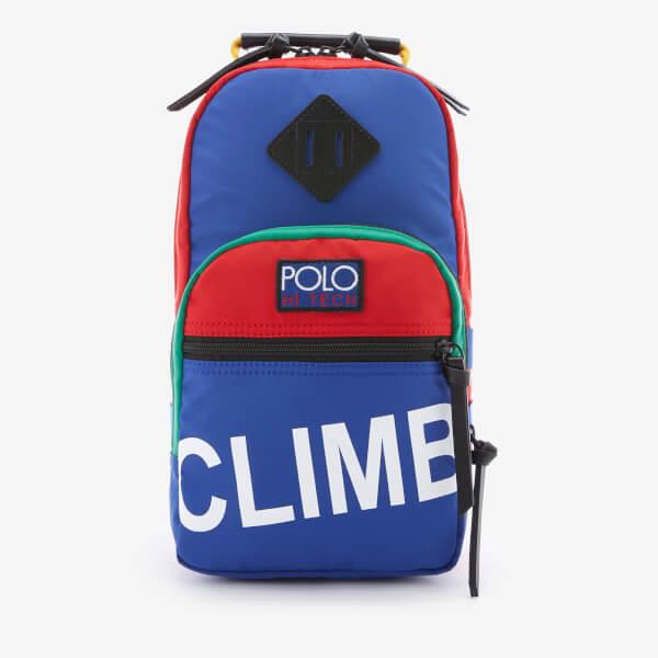010341d60e ... australia polo ralph lauren mens hi tech sling cross body bag multi  image 1 58da5 18563