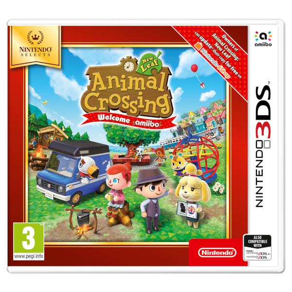 Nintendo SelectsAnimal Crossing: New Leaf - Welcome amiibo