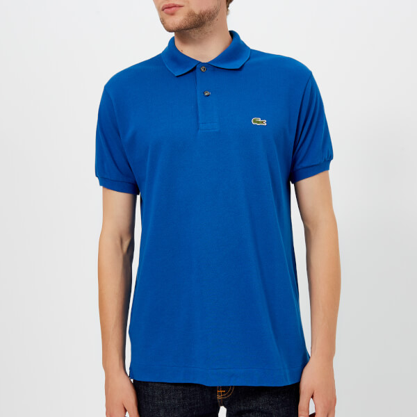 6bd50a98aeaf1 Lacoste Men s Classic Fit Polo Shirt - Electric - Free UK Delivery over £50