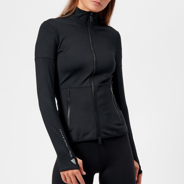 adidas by Stella McCartney Women's Essential Mid-Layer Top - Black