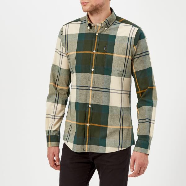 Barbour Men's Endsleigh Tartan Shirt - Ancient Tartan