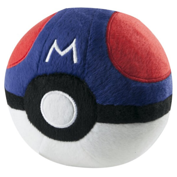 Pokémon Luxury Ball Soft Toy