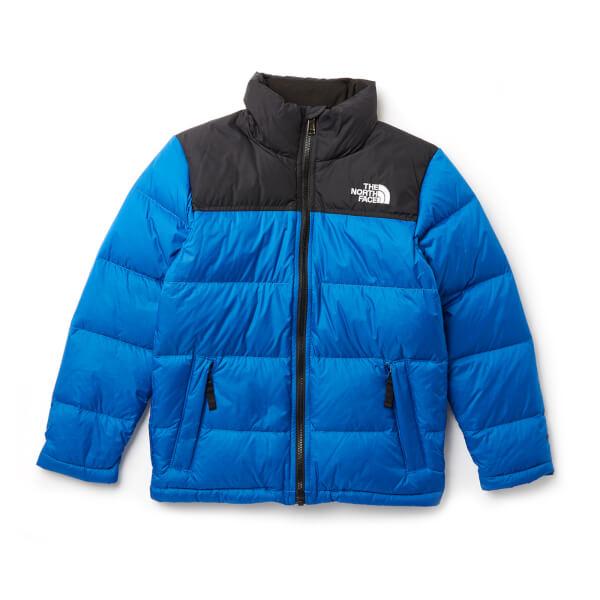 The North Face Boys  Nuptse Down Jacket - Turkish Sea Clothing ... 987d2b0ab