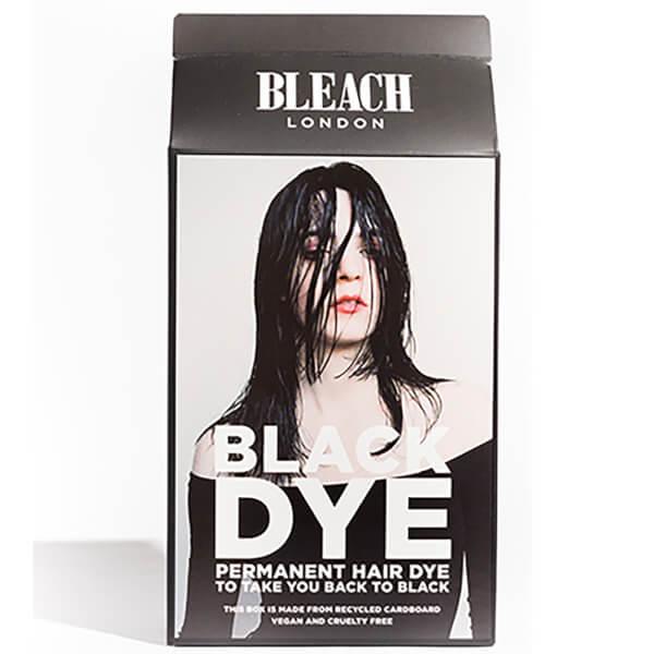 BLEACH LONDON 黑色染发膏套装