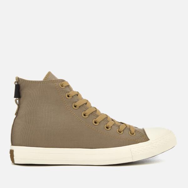 best sneakers ece87 4d653 Converse Men s Chuck Taylor All Star Cordura Hi-Top Trainers - Teak Egret