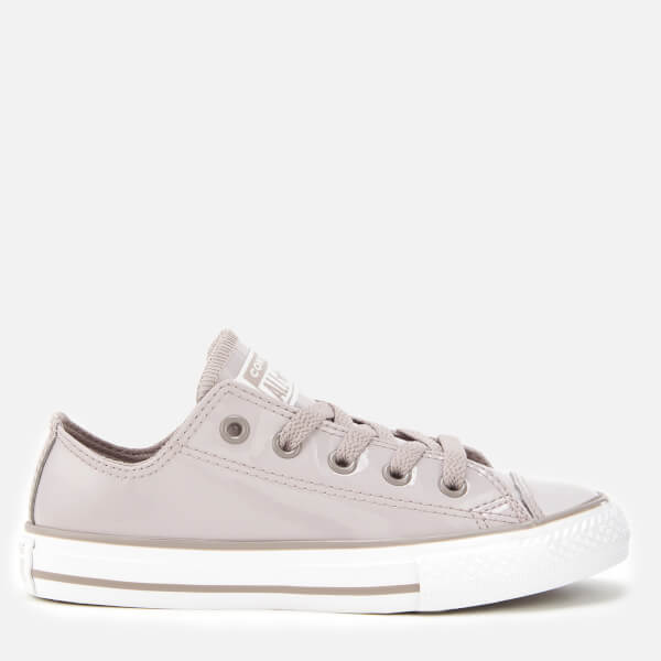 Converse Kids  Chuck Taylor All Star Ox Trainers - Mercury Grey Mercury Grey   ade67ac39