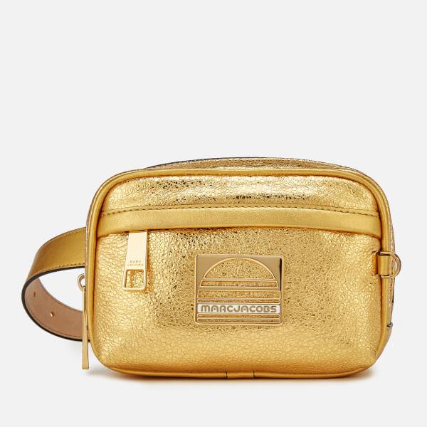 Marc Jacobs Women's Sport Belt Bag - Gold