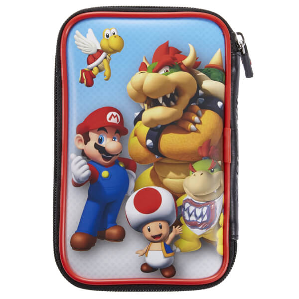 Nintendo 3DS Multi-Case - Mario & Bowser