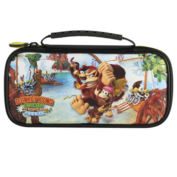 Nintendo Switch Deluxe Travel Case (Donkey Kong Country: Tropical Freeze)