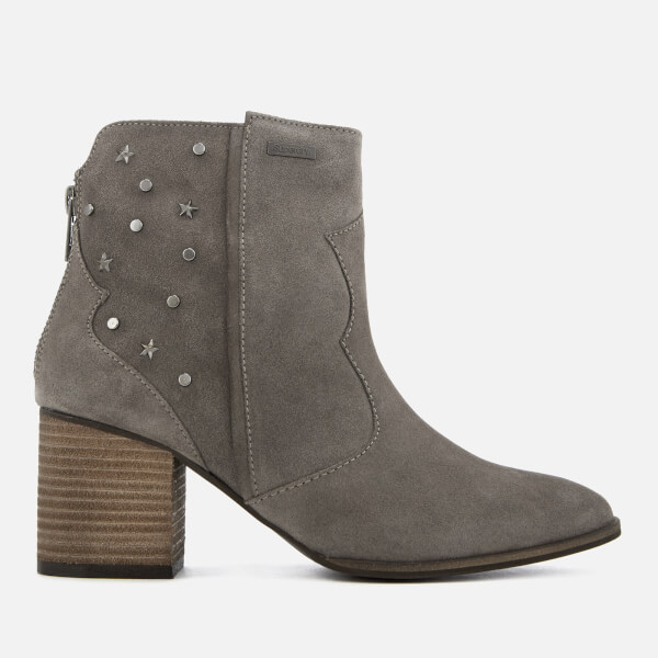 7cd45329d7b Superdry Women s Miley Ankle Boots - Grey