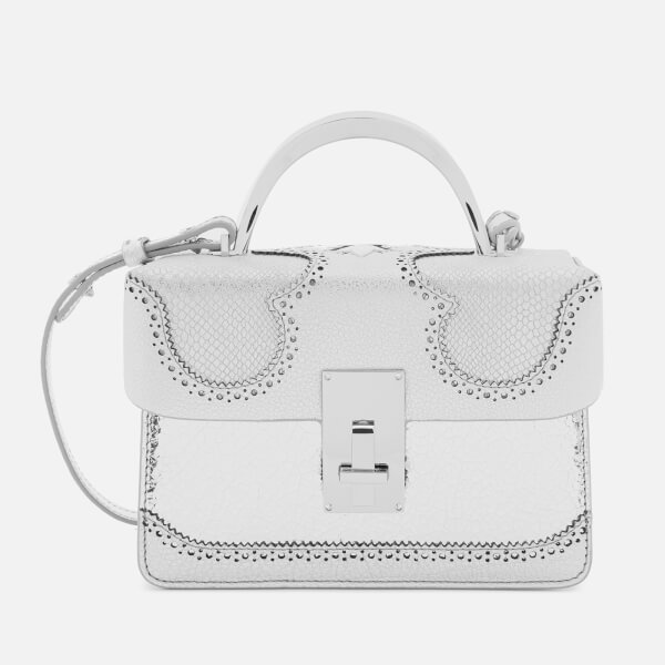 The Volon Women's Data Alice Small Bag - Silver