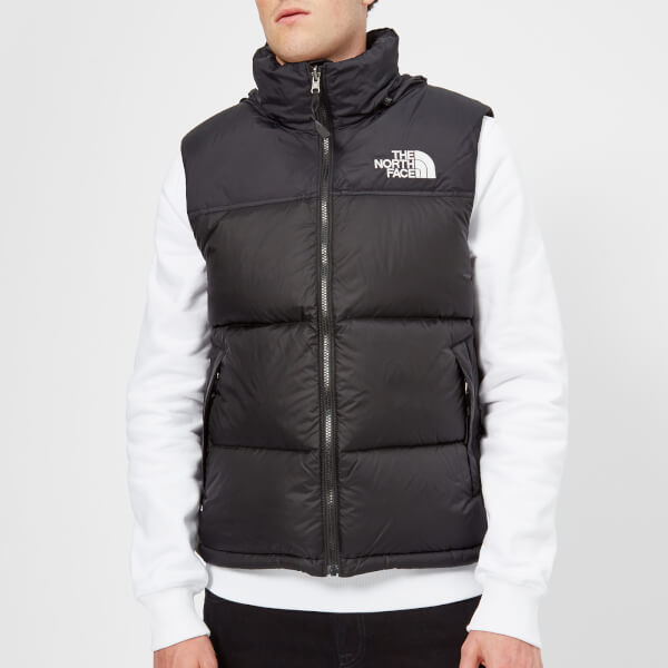 The North Face Men s 1996 Retro Nuptse Vest - TNF Black Clothing ... b1028d168