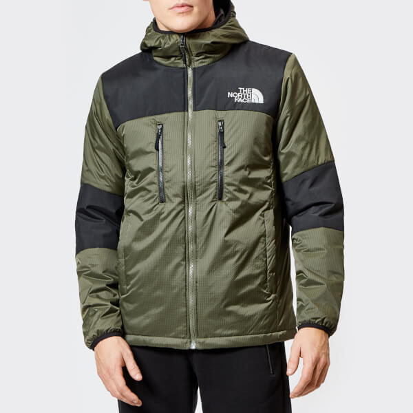The North Face Men s Himalayan Light Synthetic Hoodie - New Taupe Green TNF  Black  e9d901217485