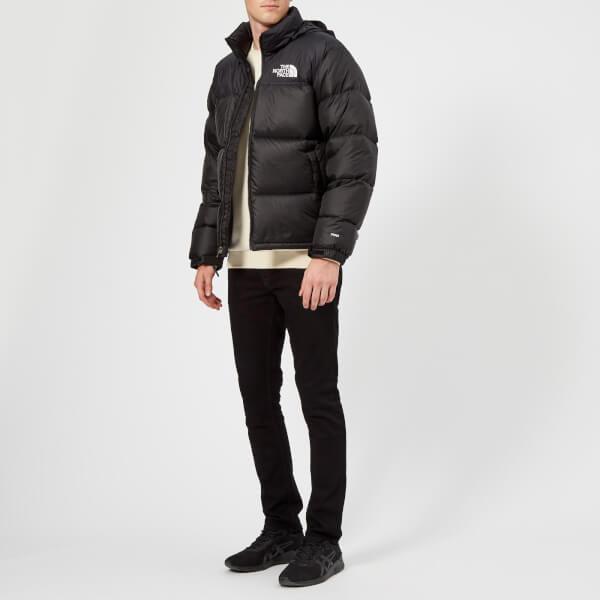 The North Face Men s 1996 Retro Nuptse Jacket - TNF Black Clothing ... 292677a3c