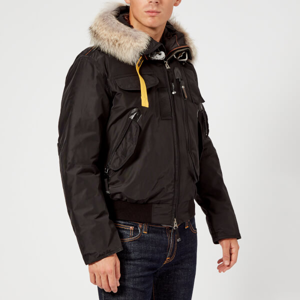 Parajumpers Men's Gobi Jacket - Black: Image 1