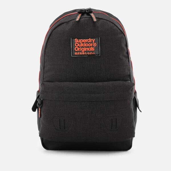 Superdry Men's Fresh International Montana Backpack - Black