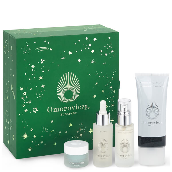 Omorovicza Brilliantly Brightening Set (Worth £228.00)