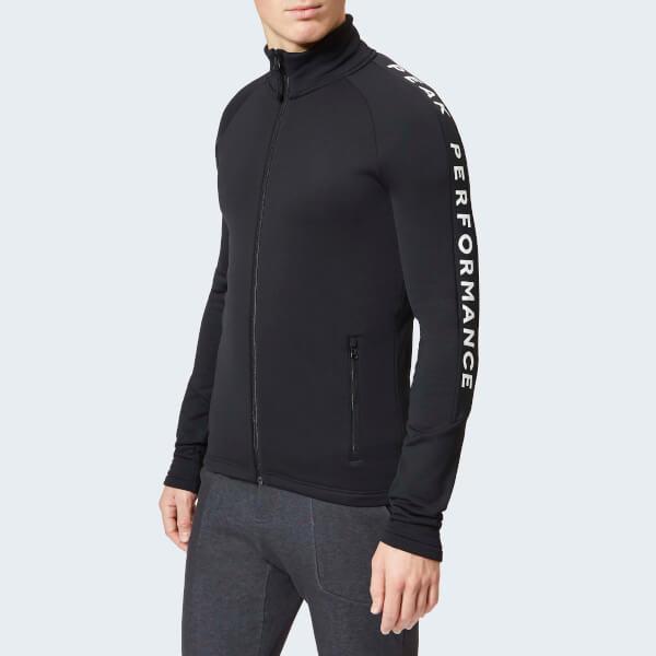 Peak Performance Men's Rider Zip Jacket - Black