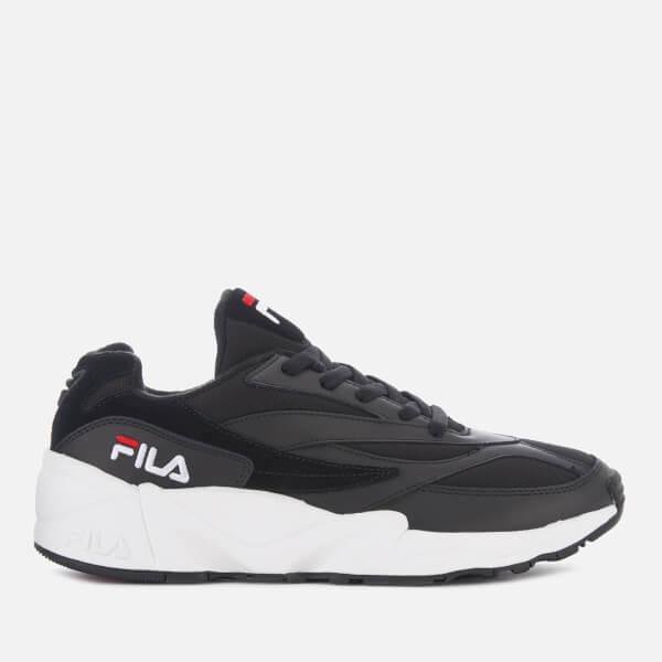 FILA Men's Venum Low Trainers - Black
