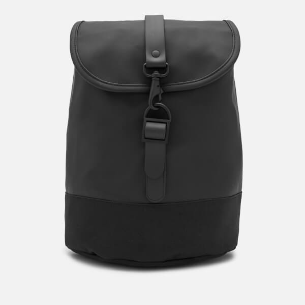 RAINS Drawstring Backpack - Black