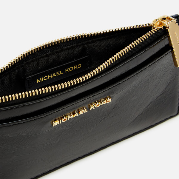 4a3e721883cffc MICHAEL MICHAEL KORS Women's Money Pieces Large Slim Card Case - Black:  Image 3