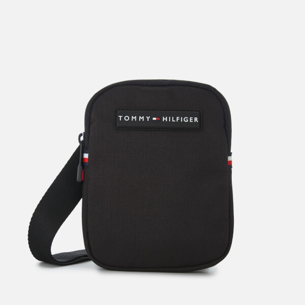 Tommy Hilfiger Men's Tommy Compact Cross Body Bag - Black