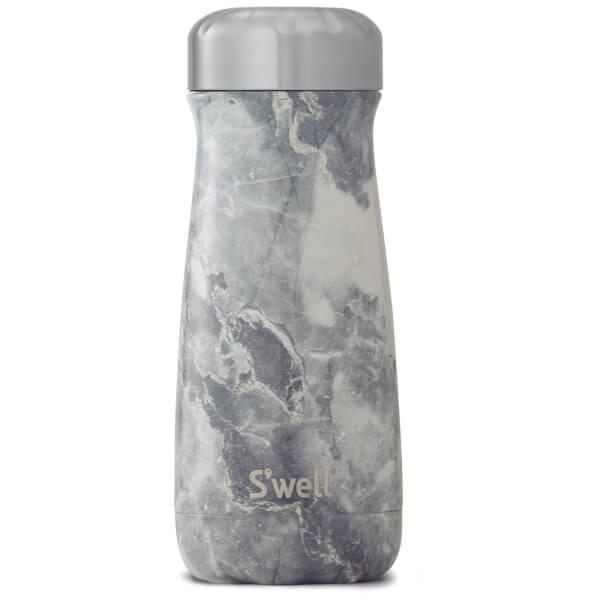 S'well Blue Granite Traveller Water Bottle 470ml