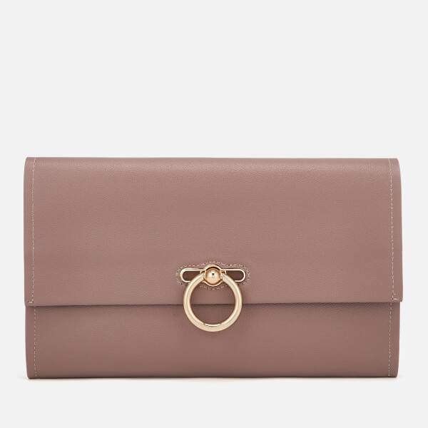 Rebecca Minkoff Women's Jean Clutch Bag - Mink