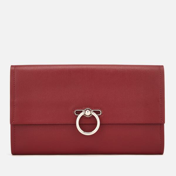 Rebecca Minkoff Women's Jean Clutch Bag - Scarlet