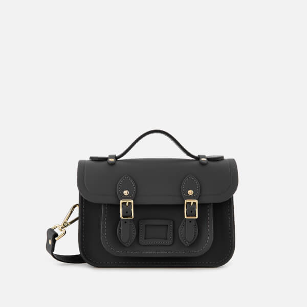 The Cambridge Satchel Company Women's Mini Satchel - Elephant Matte: Image 01