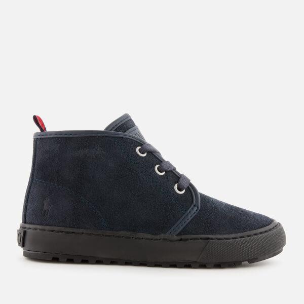 Polo Ralph Lauren Kids' Chett Suede Chukka Boots - Navy
