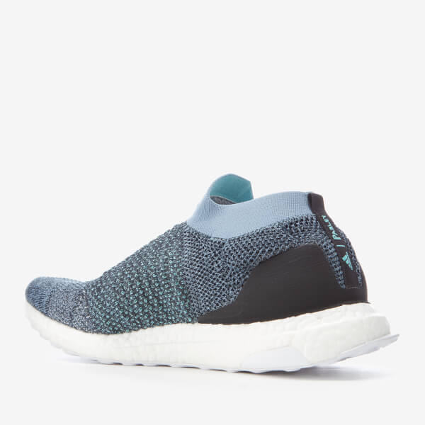 adidas Men s Ultraboost Laceless Trainers - Raw Grey Sports ... 7e219736d