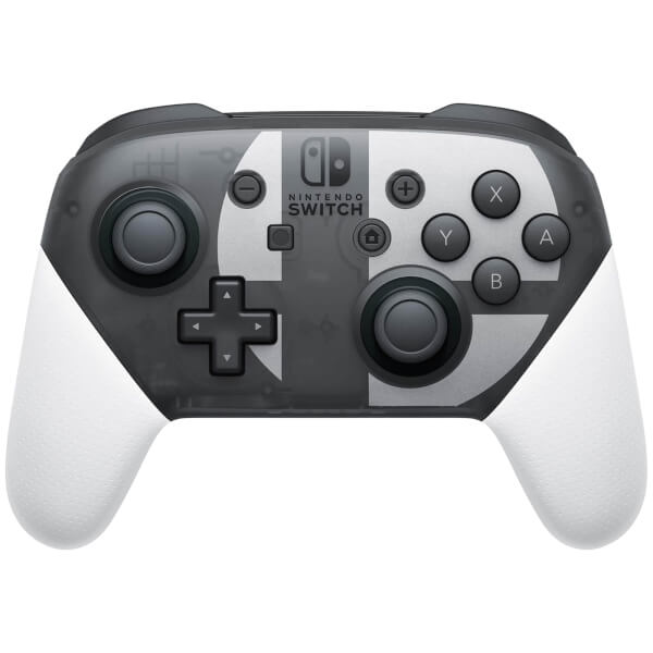 nintendo switch pro controller smash bros