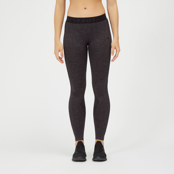 Myprotein Inspire Seamless Leggings - Slate  Image 2 a863569b901