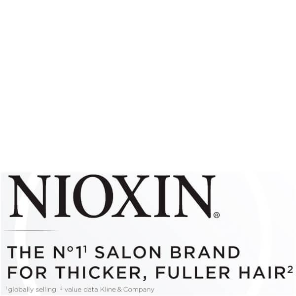 Nioxin 护发三部曲试用套装 2 比较稀疏的自然发质 海淘 Lookfantastic 英国正品直邮