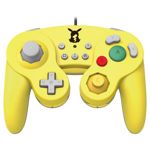 Nintendo Switch Battle Pad - Pikachu