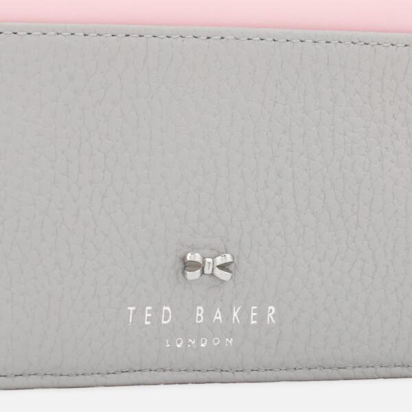 4cd04dc9570e Ted Baker Women's Lotta Bow Detail Credit Card Holder - Grey: Image 4