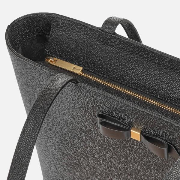 ea624f7ee Ted Baker Women s Jjesica Bow Detail Shopper Bag - Black  Image 5